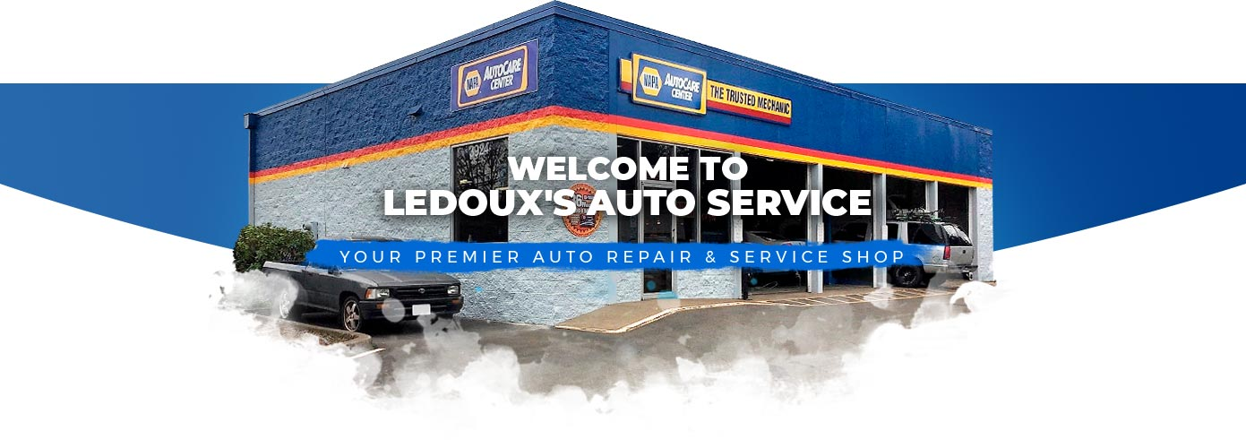 Welcome To Ledoux's Auto Service